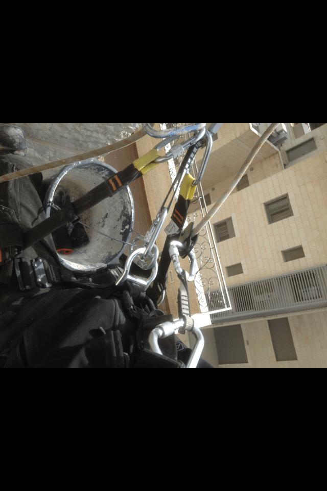 איטום ושיקום בטון בסנפלינג