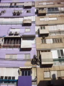 צביעת בניינים - כיצד עושים את זה נכון?